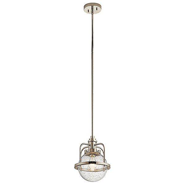Triocent 1 Light Pendant/Semi Flush