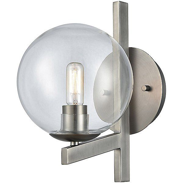 Globes of Light 1 Wall Sconce