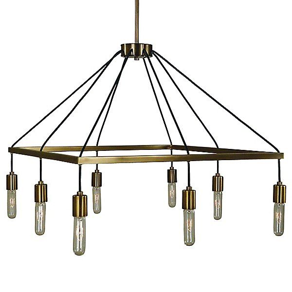 Celestial 8-Light Chandelier