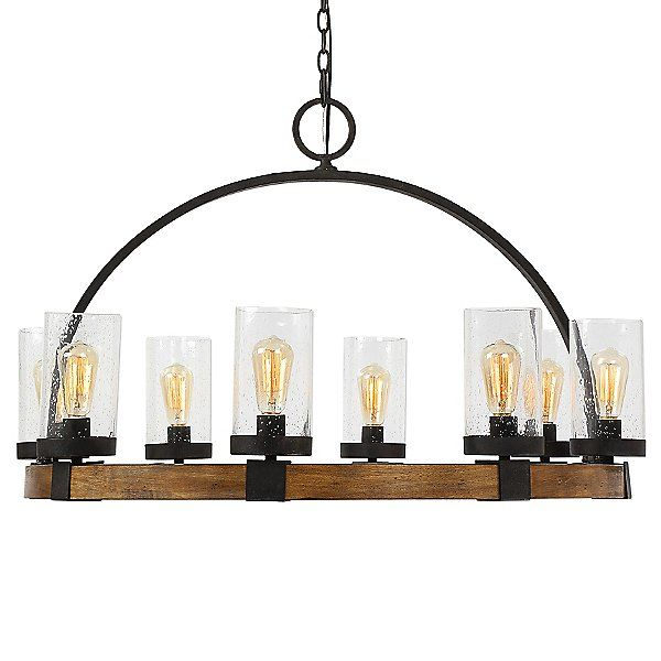 Atwood 8-Light Chandelier