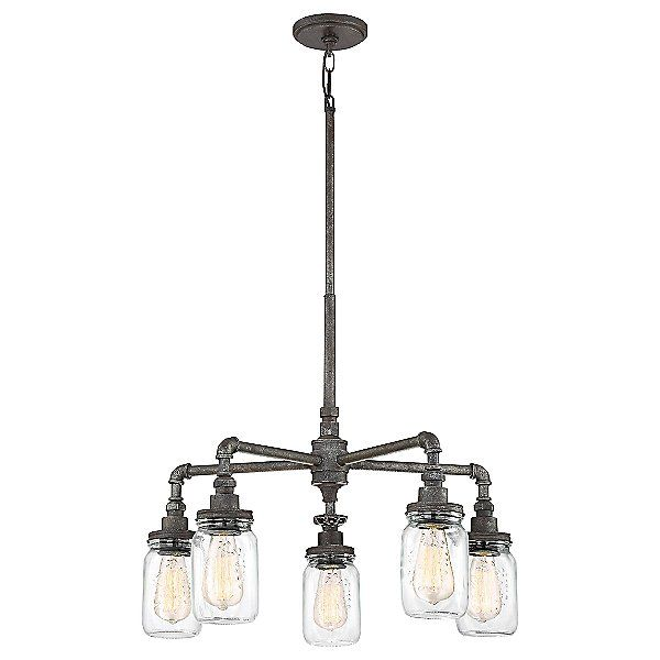 Squire 5-Light Chandelier